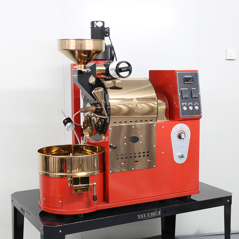 Wintop WB Series Coffee Roasters - Commercial Coffee