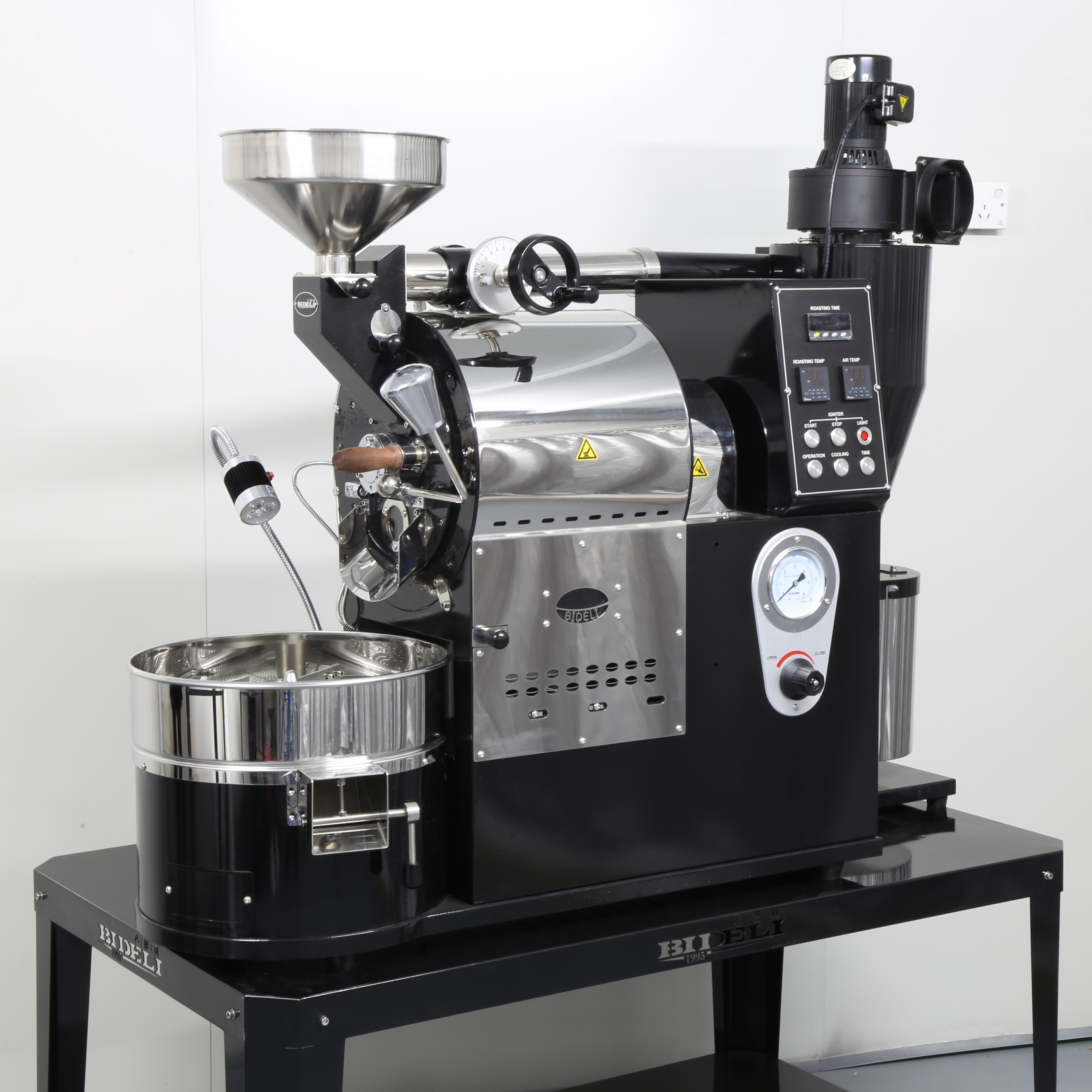 Wintop WB Series Coffee Roasters - Commercial Coffee Roasters and