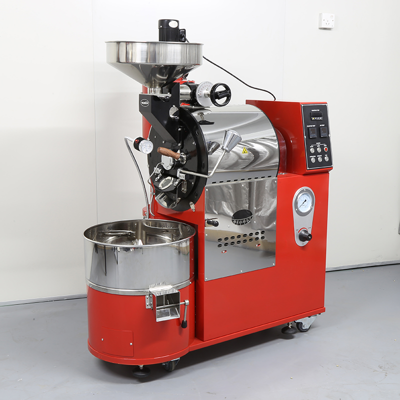 WB-3 Commercial Coffee Roasting Equipment 3kg - Commercial